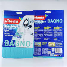 VILEDA PANNO MICROFIBRA BAGNO  -  ean: 4023103124936