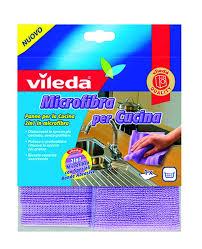 VILEDA PANNO MICROFIBRA X CUCINA  -  ean: 4023103124943