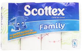 SCOTTEX ASCIUG. X 4 ROT  -  ean: 5029053023960