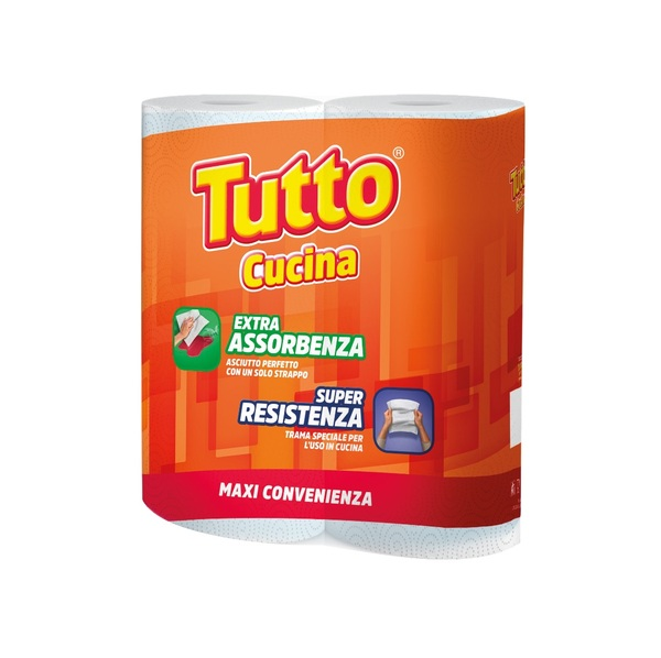 TENDERLY TUTTO CUCINA ASCIUGATUTTO X 2ROT.  -  ean: 8005892349895