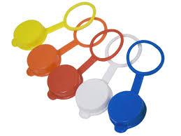 TAPPI X BOTT. PLAST. C/ANELLO 100PZ  -  ean: 8001516300068