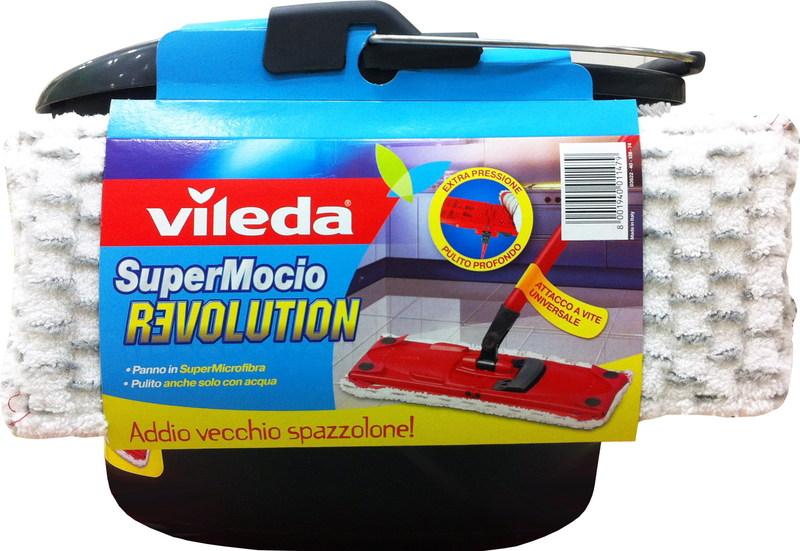 VILEDA SUPERMOCIO REVOLUTION  COMPLETO  -  ean: 8001940011479