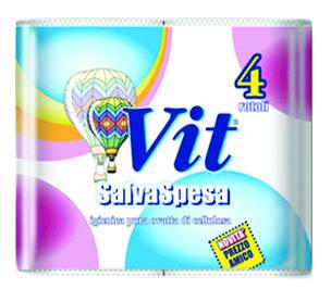 VIT IGIENICA SALVASPESA X 4 ROT.  -  ean: 8006783743303