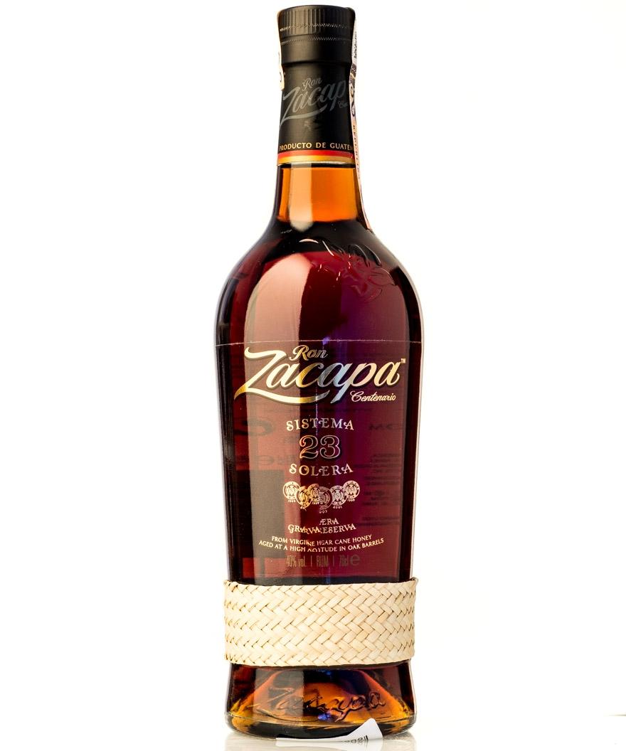 AA ZACAPA CENT. 23 70CL  -  ean: 7401005008580