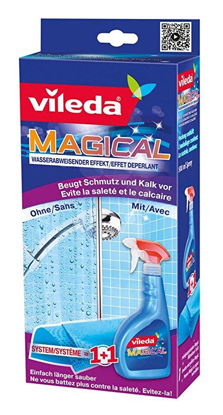 VILEDA MAGICAL IDROREPELLENTE SPRAY+PANNO  -  ean: 4023103178151