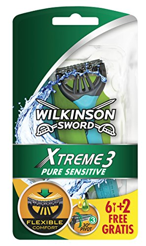 WILKINSON XTREME 3 SENSITIVE 4+2  -  ean: 4027800010707