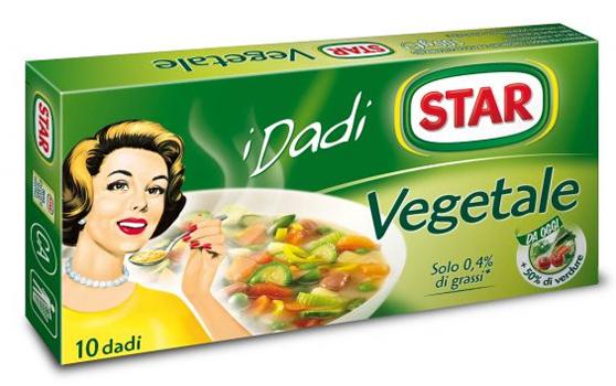 AA STAR DADO VEGETALE 10 CUBI   -  ean: 8000050009604