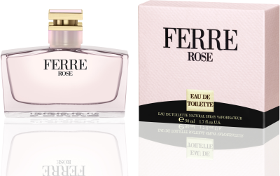 EDT FERRE ROSE 50 ML VAPO  -  ean: 8011530390020