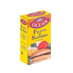 AA OCEAN SGOMBRI OS 125g  -  ean: 8000935640014
