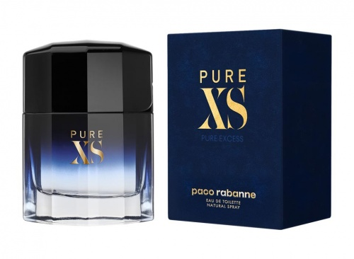 EDT PURE XS 50ML  -  ean: 3349668545759