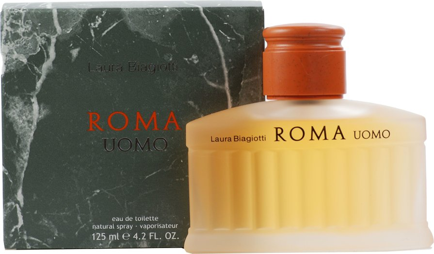 EDT ROMA U. 125ML  -  ean: 4084500236103