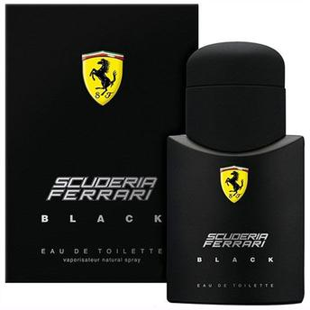 EDT SCUDERIA F. SIGNATURE BLACK 40ML  -  ean: 8002135105584